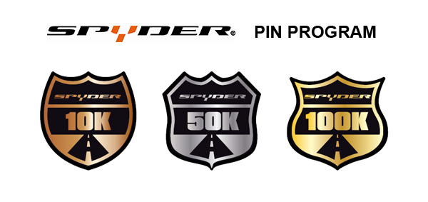 Spyder Pin Program