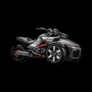 Der neue Can-Am Spyder F3