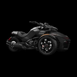 Spyder F3 Triple Black