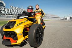 Jeffrey Earnhardt Spyder F3