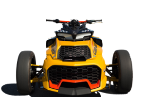 Spyder F3 Turbo Concept