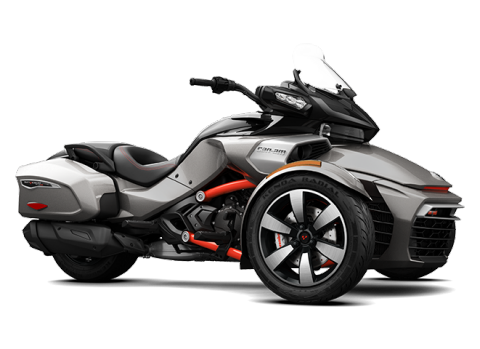 Spyder Experience Tour 2016