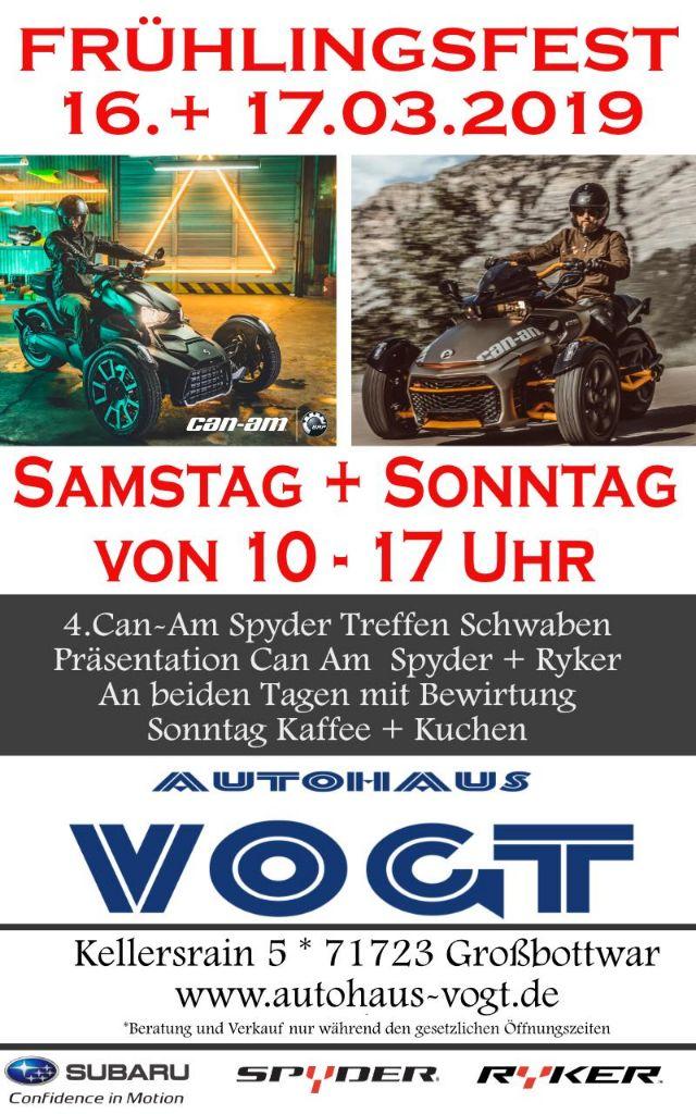 AutohausVogtFruehluingsfest2019